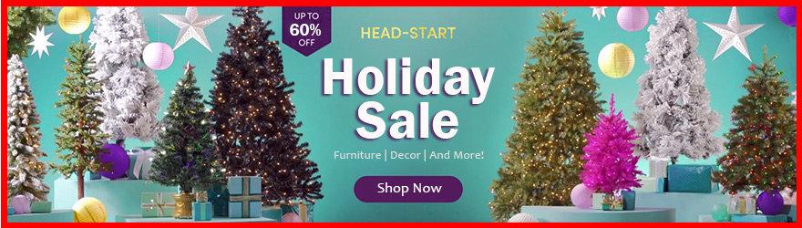 Start Christmas Sales