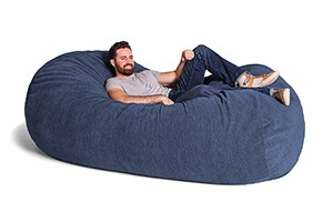 Discover the Best Bean Bag Chairs Giant Size. Our reviews will help you find the best oversized beanbags at a great price.