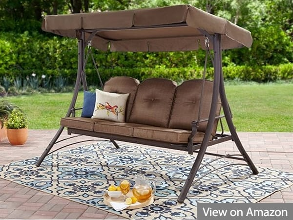 Best Porch Swing Chairs 2019 Reviews Amp Buyers Guide