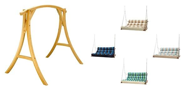 Hatteras Hammocks Porch Swing - Your Model