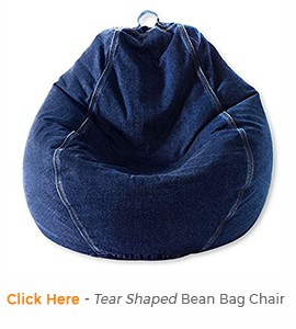 Shapes of Bean Bag Chairs