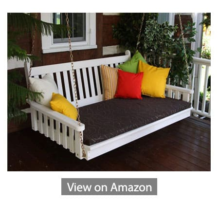 Traditional English Swing Bed