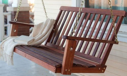 Best Porch Swing Chairs Of 2018 Reviews And Er S Guide