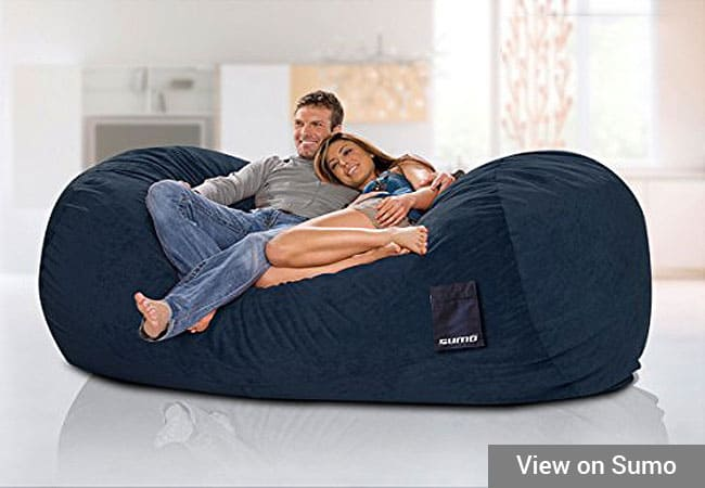 Super 10 Best Giant Bean Bag Chairs Beds For Adults 2019 Inzonedesignstudio Interior Chair Design Inzonedesignstudiocom