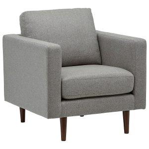 Rivet Revolve Modern Reversible Chaise Sectional living chair
