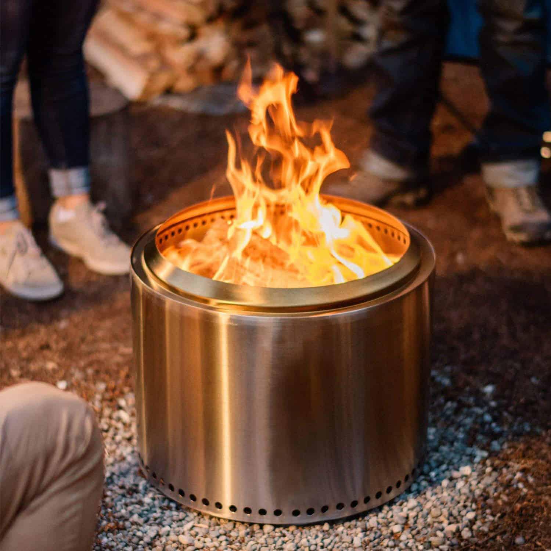 Solo Stove Bonfire Fire Pit Review - ChosenFurniture