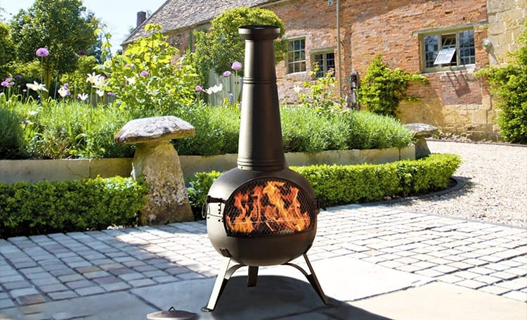 Top 10 Best Chimineas Cast Iron