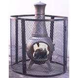 Chiminea guard protector
