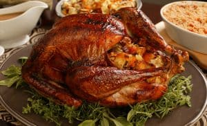 Electric turkey roaster ovens