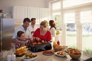 Philips Indoor Smokeless Grill family