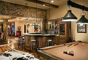 Top man cave decor and furniture items