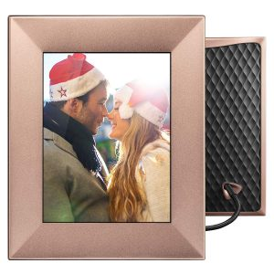 Nixplay Iris WiFi Cloud Digital Photo Frame cooper