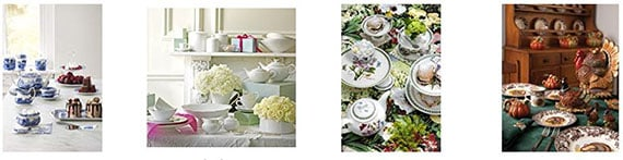 Spode collections