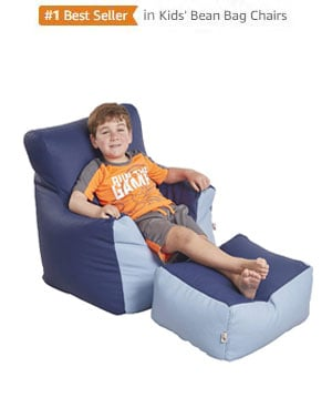 Discover the Best Bean Bag Chairs For Kids. Our reviews will help you find the best bean bag at a great price.