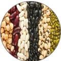 Natural beans filler
