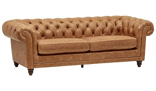 Bradbury Modern Chesterfield Sofa