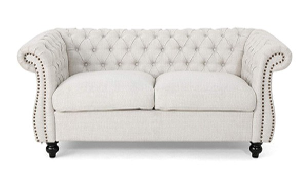 Karen Traditional Chesterfield Sofa