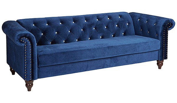 Malchin Casual Chesterfield Sofa