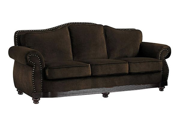 Midwood Camelback Sofa
