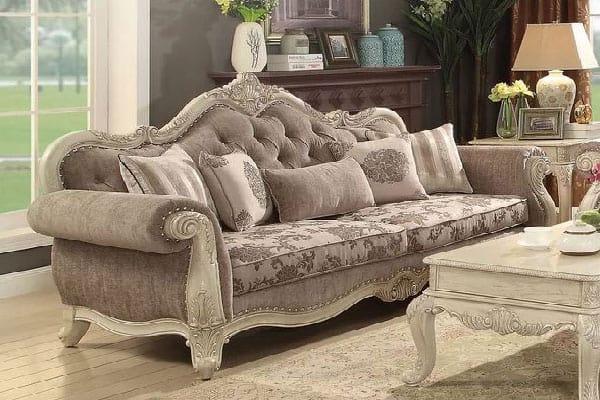 Welling Camelback Sofa