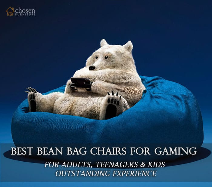Best Bean Bag Chairs for Gaming - Pin It