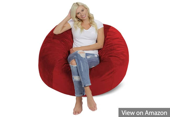 Chill Sack Memory Foam Gaming Bean Bag Chair