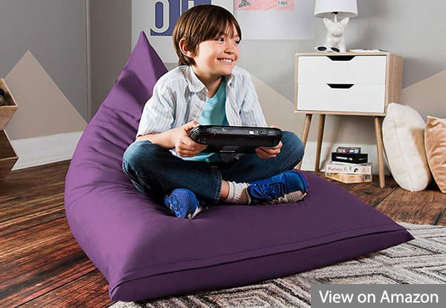 Jaxx Pivot Teen Gaming Bean Bag Chair