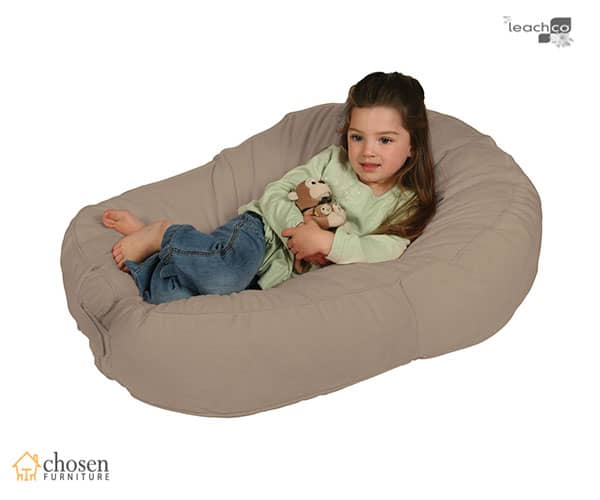 Leachco Pillay Plush Sling-Style Toddlers Bean Bag Lounger