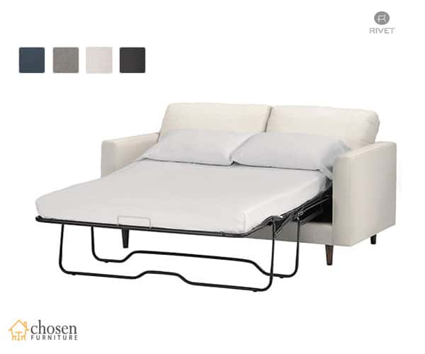 Rivet Revolve Modern Sofa Bed and RV Sleeper Sofa
