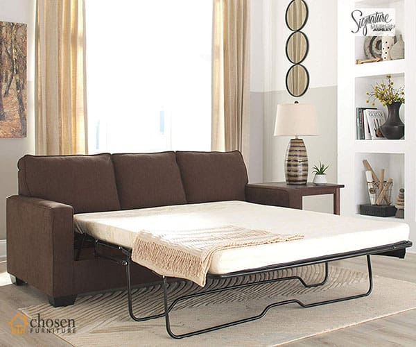 Zeb Contemporary Style Queen Sofa Sleeper