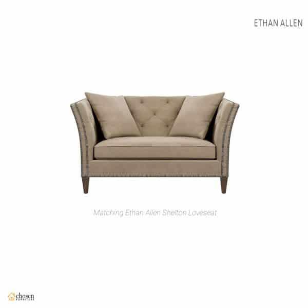 Ethan Allen Shelton Loveseat