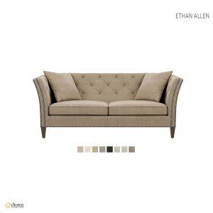 Ethan Allen Shelton Sofa