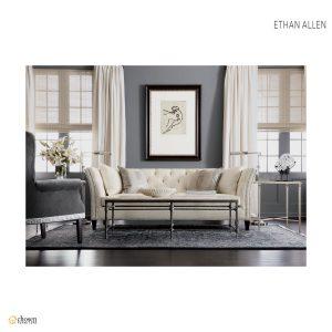 Ethan Allen Shelton Sofa front