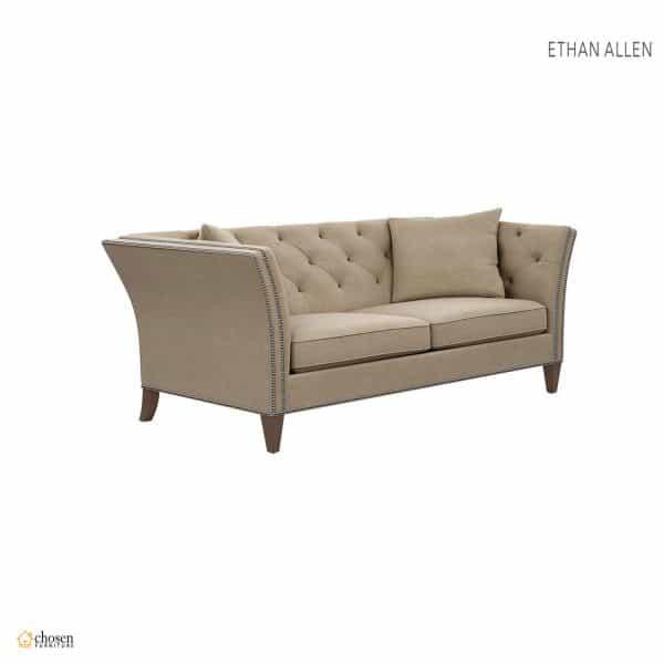 Ethan Allen Shelton Sofa left