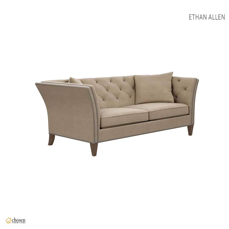 Ethan Allen Shelton Sofa Chosenfurniture