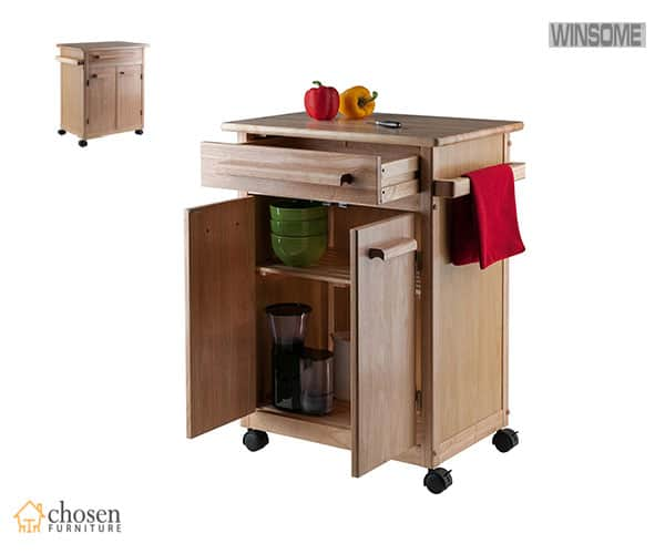 Consumer Reports Kitchen Cabinets: Best Kitchen Islands And Carts (2019) Reviews