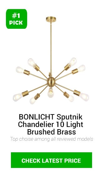 Best Sputnik Chandelier of 2019
