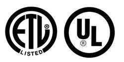 ETL/UL Certified Light Chandelier