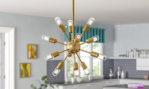 top 10 sputnik chandelier reviews