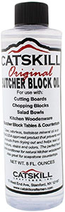 Catskill Original Butcher Block Oil