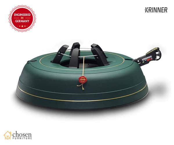 Krinner Tree Genie XXL Deluxe Rotating Christmas Tree Stand