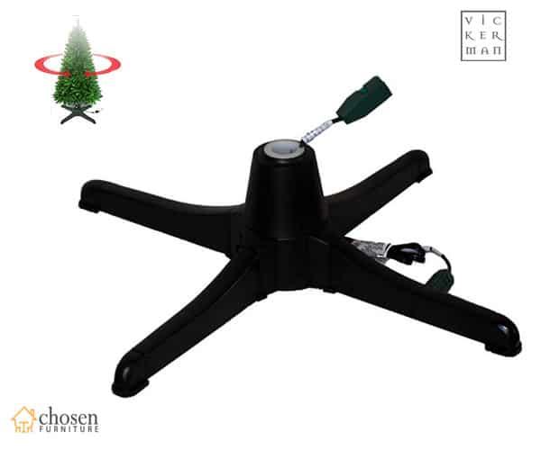 Vickerman Electric Rotating Christmas Tree Stand