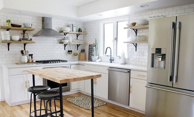 Best Kitchen Islands with Butcher Block