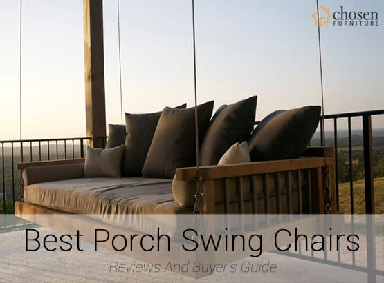 Best Porch Swing Chairs - Pin It
