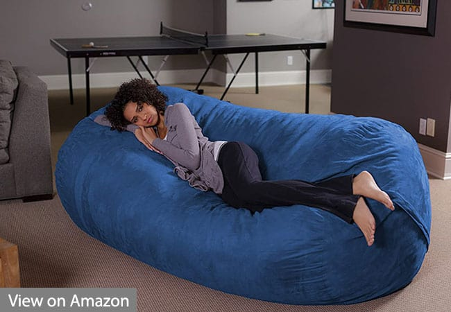 Sofa Sack 7.5-Foot Giant Bean Bag Lounger