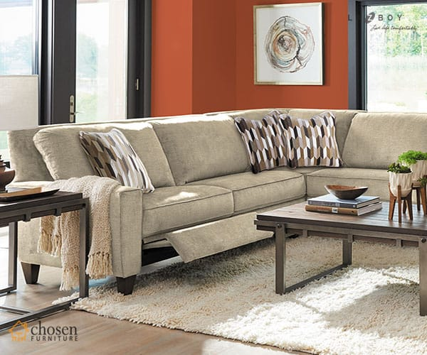 La-Z-Boy Edie Sectional