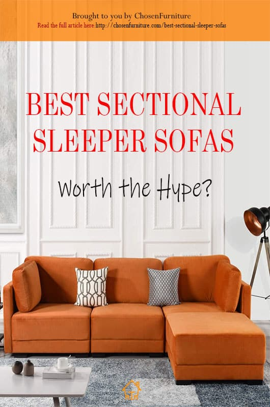 Best Sectional Sleeper Sofas Pin It