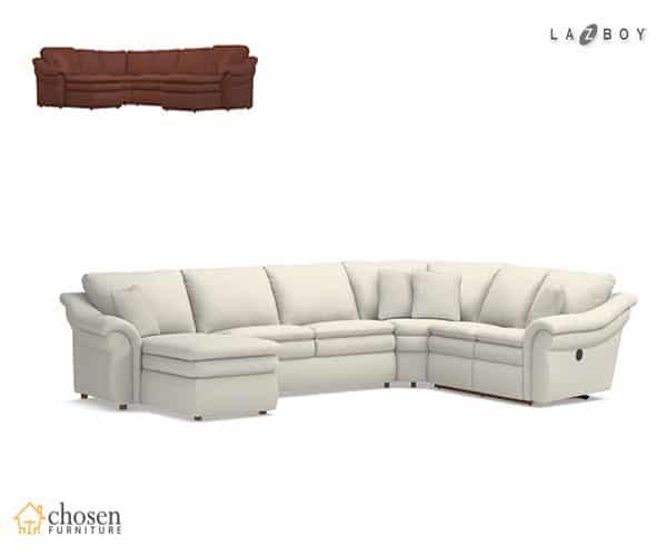Devon Sectional Sleeper Sofas