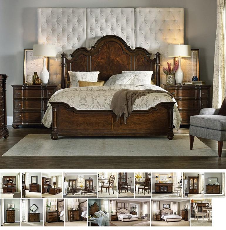 Leesburg Collection Hooker Furniture