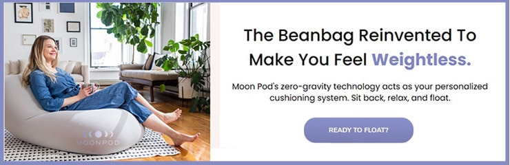 MoonPod beanbags